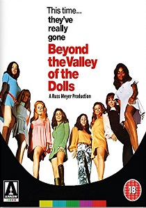 Beyond the Valley of the Dolls (1970) artwork
