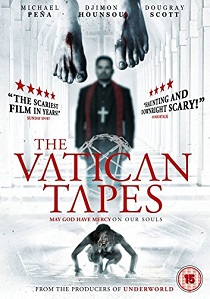 The Vatican Tapes (2015) artwork