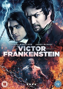 Victor Frankenstein (2015) artwork
