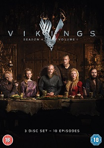 Vikings: Season 4 - Part One artwork