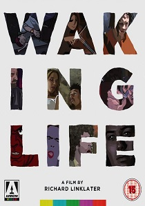 Waking Life (2001) artwork