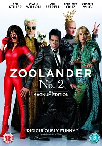Zoolander No. 2 (2015) artwork