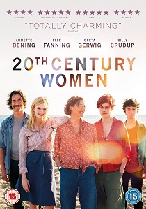 20th Century Women (2016) artwork