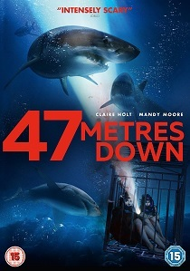 47 Metres Down (2017) artwork