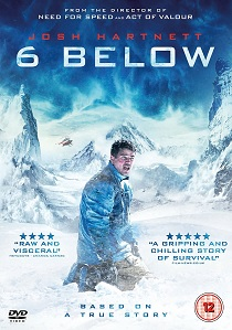 6 Below: Miracle on the Mountain (2017) artwork