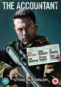 The Accountant (2016) artwork