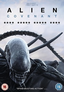 Alien Covenant (2017) artwork