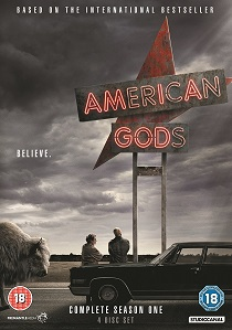American Gods artwork