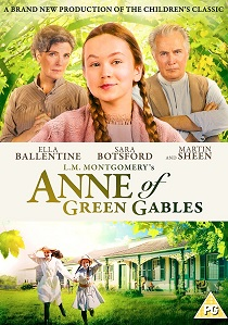 Anne of Green Gables artwork