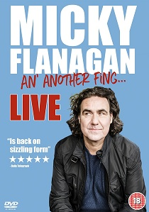 Micky Flanagan  artwork