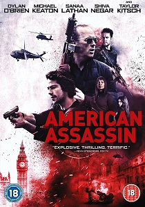 American Assassin (2017) artwork