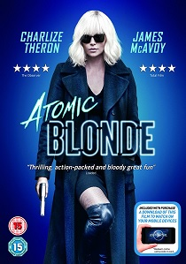 Atomic Blonde (2017) artwork
