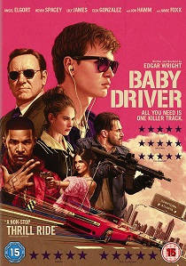 Baby Driver (2017) artwork
