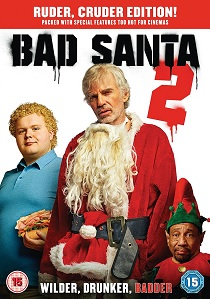 Bad Santa 2 (2017) artwork