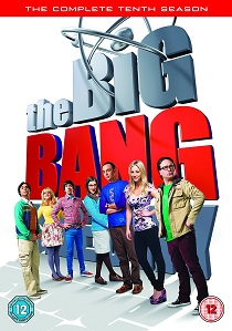 The Big Bang Theory: Season 10 (2017) artwork
