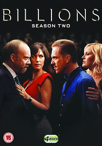 Billions: Season 2 (2017) artwork