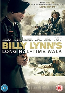 Billy Lynn's Long Halftime Walk (2017) artwork