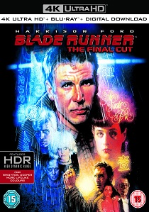 Blade Runner: The Final Cut (1982) artwork
