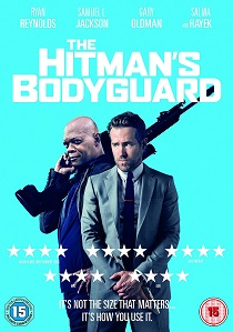 The Hitman's Bodyguard (2017) artwork