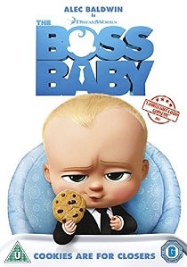 The Boss Baby (2017) artwork