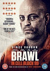 Brawl In Cell Block 99 (2017) artwork