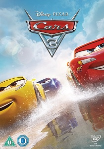 Cars 3 (2017) artwork