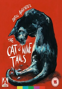 The Cat O' Nine Tails: Limited Edition (1971) artwork