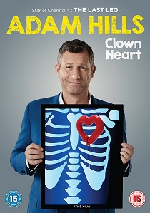 Adam Hills: Clown Heart - Live (2017) artwork