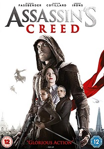 Assassin's Creed (2016) artwork