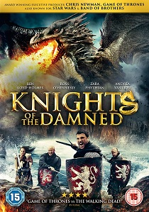 Knights of the Damned (2017) artwork
