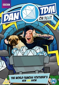 Dan TDM on Tour artwork