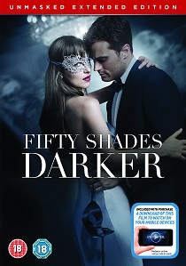 Fifty Shades Darker: Unmasked Edition (2017) artwork