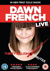 Dawn French Live: 30 Million Minutes (2016) artwork
