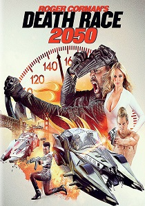 Death Race 2050 artwork
