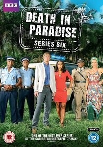 Death In Paradise: Series 6 (2016) artwork