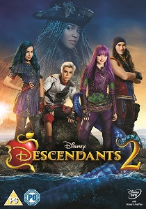 Descendants 2 (2017) artwork