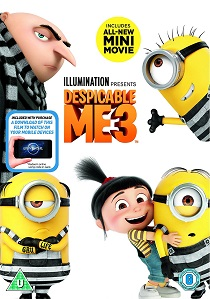 Despicable Me 3 (2017) artwork