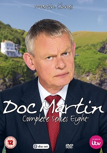 Doc Martin: Series 8 (2017) artwork