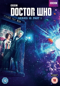 Doctor Who: Series 10 Part 1 (2017) artwork