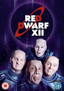 Red Dwarf: Series XII (2017) artwork