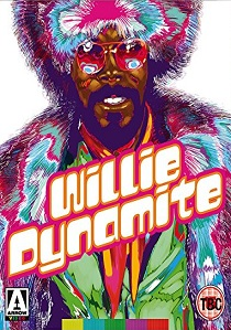 Willie Dynamite (1974) artwork