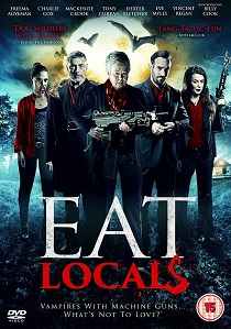 Eat Locals (2017) artwork
