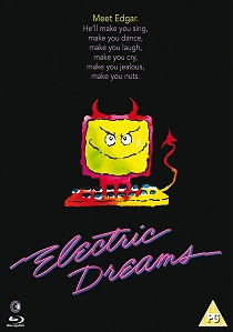 Electric Dreams (1984) artwork