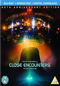 Close Encounters of the Third Kind: 40th Anniversary (1977) artwork