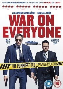 War On Everyone artwork