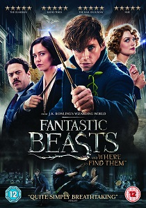 Fantastic Beasts and ... artwork