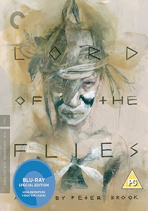 Lord of the Flies: The Criterion Collection (1963) artwork