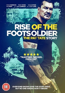 Rise Of The Footsoldier 3: The Pat Tate Story (2017) artwork