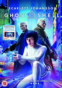 Ghost in the Shell (2017) artwork