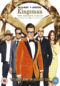 Kingsman: The Golden Circle (2017) artwork